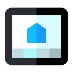 See more icon inspiration related to ipad, home control, smart house, ui, architecture and city, smart home, automation, real estate, control, controller, electronics, communications, interface, screen, power, web and technology on Flaticon.
