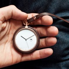 mmt calendar pocket watch