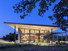 Caterpillar House by Feldman Architecture - www.homeworlddesign. com (8) #ranch #house #california #modern