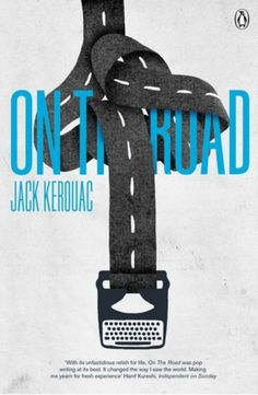 Posters Prints Illustrations / Typeverything.com On The Road entry for the 2008... - Typeverything #book #road #the #cover #on #jack #kerouac #poster #street #typewriter