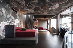 Mohr Life Resort: The theatrical spa by noa network of architecture
