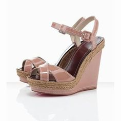 Christian Louboutin Almeria 120mm Sandals Nude #shoes