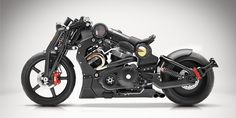 confederate brings candid industrial flair to their G2 P51 combat fighter concept