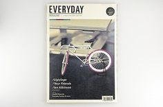 FFFFOUND! | –Everyday Magazine : Mikael Fløysand #cover #lovely #magazine