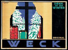 Weck poster #jar #weck