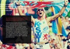 IRONMAN | Sales Deck #deck #sales #design #triathlon #corporate #identity #layout #ironman