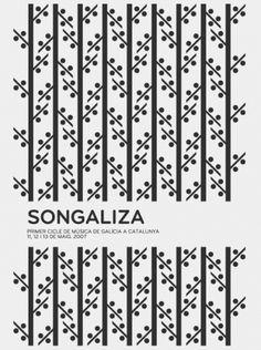 ★Baubauhaus. #pattern #poster