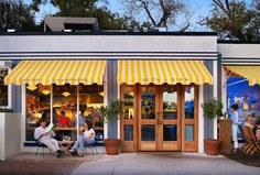 Clark's Oyster Bar , Austin, Texas / Clayton & Little