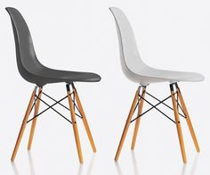 1_dswchaireamesvitra.jpg (714×596) #wood #chairs #eames #vitra