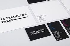 Pocklington Press : Lovely Stationery . Curating the very best of stationery design #pocklington #press