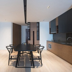 A.D02 Minimalist Apartment in Hanoi by Flat6 Architects 1