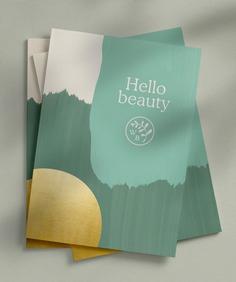 Office Whole Body 9 B Postcard #branding