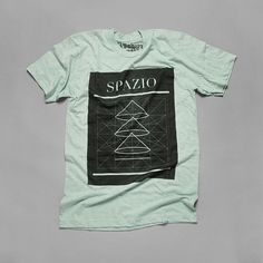 Ill Studio - Spazio #abstract #illustration #tee #shirt