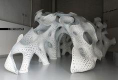 CJWHO ™ (Frac Centre Pavilion by THEVERYMANY Design team:...) #construction #installation #design #rhino #architecture #art #3d