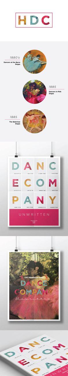 Degas Dance Poster