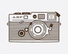 leica_5.jpg 640×512 pixels #camera #illustration #abp