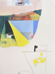 2010.p.Insound.owen #poster #abstract #collage