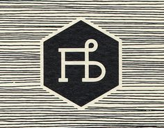 Personal Identity #logo #identity #monogram #typography #letters #wordmark