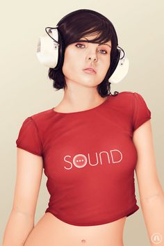Sound #artams #scime #digital #illustration #photoshop #anthony #painting