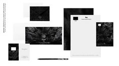 Bruno Tatsumi / Flag.cx #white #branding #stationary #flag #design #black #identity