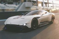Top Gear Takes the Aston Martin Vulcan for a spin at Yas Marina Circuit. #AstonMartinVulcan #YasMarina
