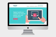 Integrated Change by Nine Sixty #illustrations #website #web design