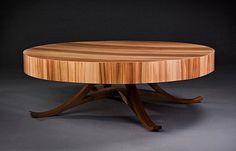 Bellboy | LUST NATION #design #wood #furniture #bellboy #table