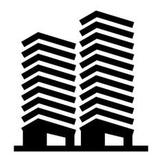 See more icon inspiration related to building, city, real estate, buildings, houses and flats on Flaticon.