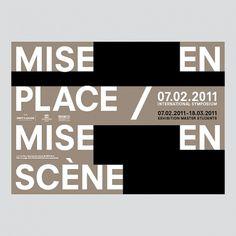Raf Vancampenhoudt #design #poster #typography