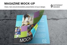 Magazine / Catalog Mock-up https://creativemarket.com/itembridge/18633-Magazine-Catalog-Mock-up Features: — 9 photorealistic presentatio #pages #page #mock #magazine #closed #catalog #mockup #opened #print #presentation #background #photorealistic #cover #smart #template #jurnal #paper #brochure