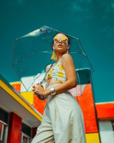 Street Style Portrait Photography by Gerson Lopez