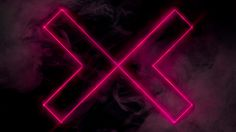 Infocaster - Rebranding and Campaign on Behance #pink #ink #x #branding