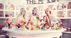 harrods fashion food digital campaign 1 #crossed #process #food #candy #photography #fashion