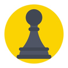 See more icon inspiration related to chess, game, sport, strategy, bishop and sports and competition on Flaticon.