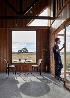 Nulla Vale House and Shed, MRTN Architects 3