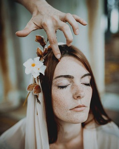 Marvelous Moody and Conceptual Portrait Photography by Chorale Miles