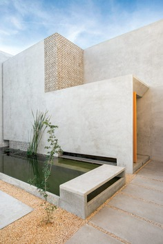 Casa Gabriela en Mérida - Casa Gabriela fue diseñada por TACO Taller de Arquitectura Contextual.   Galería de fotos 1 de 13   AD MX