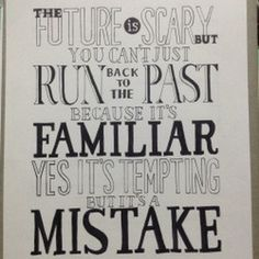 Some HIMYM quote made into #typography