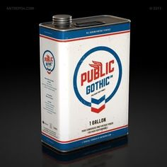 Pure Condensed and Vintage Power ~ ANTREPO BLOG / A2591 #packaging #vintage
