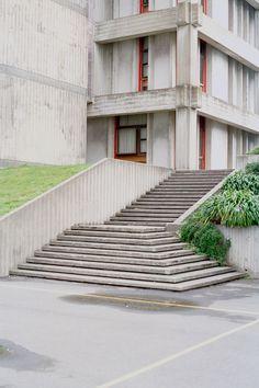 Jake Silby - #empty #concrete #architecture