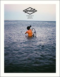 Pedal (Portugal) #cover #editorial #magazine #bicycle
