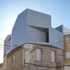 Dezeen » Blog Archive » Casa Lude by Grupo Aranea #houses #solid #void #architecture