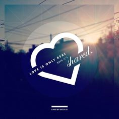 http://longhairandmustacheclub.tumblr.com/ #heart #album #design #graphic #cover #logo #love