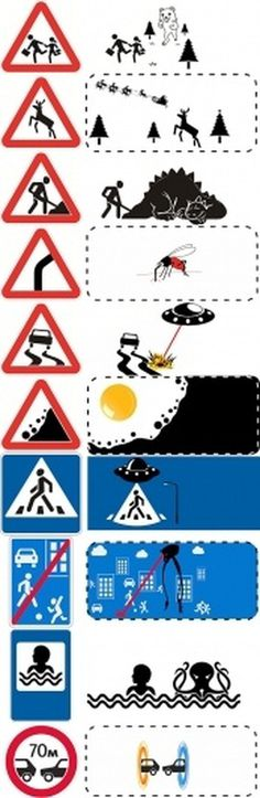 Meaning of traffic signs #traffic #sign