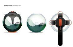 Blender Bottle - Cooper Bingham #packaging #design