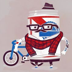 So Hipster | Flickr - Photo Sharing! #illustration #hipster