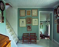 Casa-atelier Yves Bosquet - I maestri - Le-case - AT Casa #interior #design
