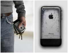 Original iPhone aged to perfection