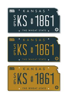 KS-Plate.jpg #kansas #state plate #ks #wheat