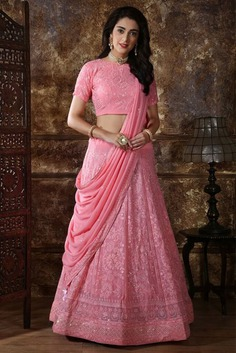 Latest bridal lehenga